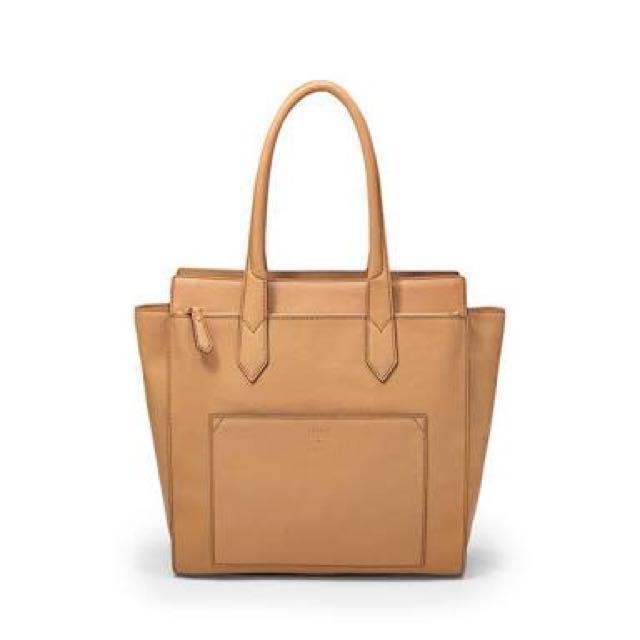 Fossil Knox Tote