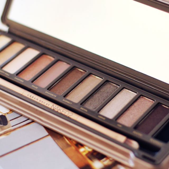 (Free gift included) Urban Decay Naked 2 Palette