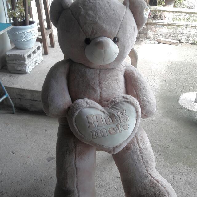 GIANT TEDDY BEAR (LIFE-SIZE)
