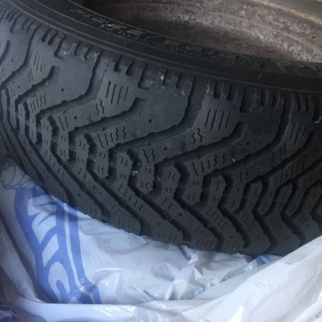 Goodyear Nordic Winter Tire >> Goodyear Nordic Winter Tires P185 65r14