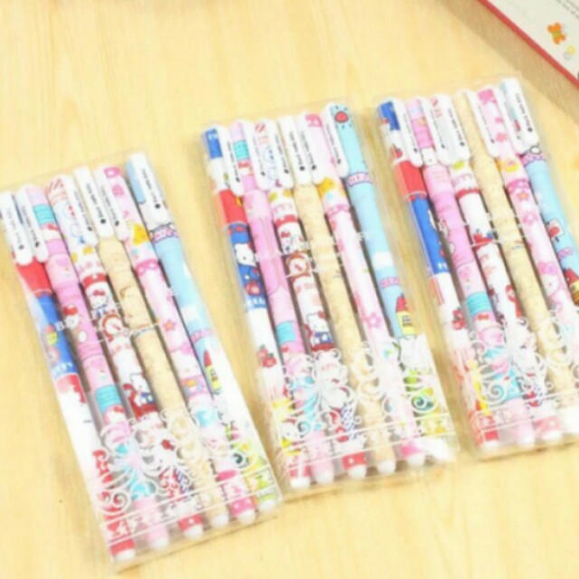 Happy day pens set 💕