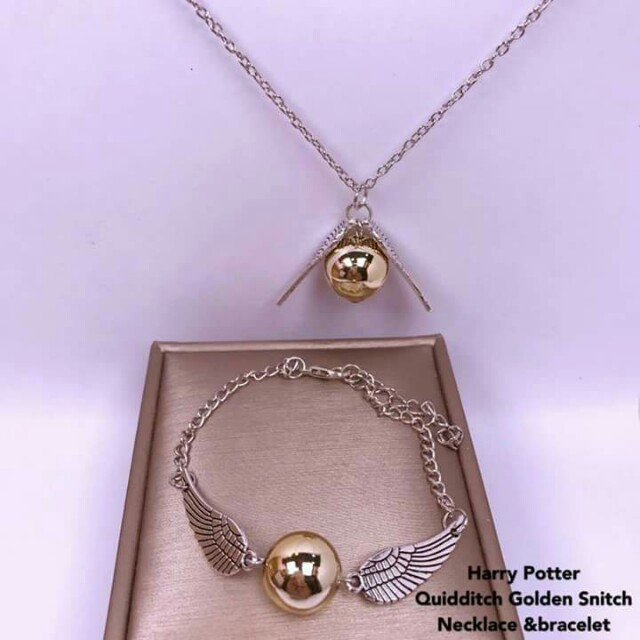 Harry Potter Necklace / Bracelet