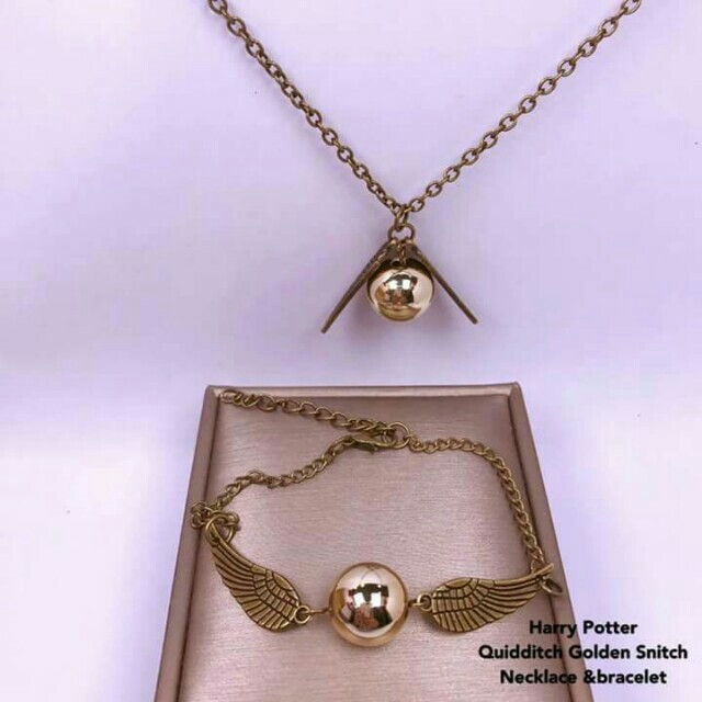 Harry Potter Necklace / Bracelet