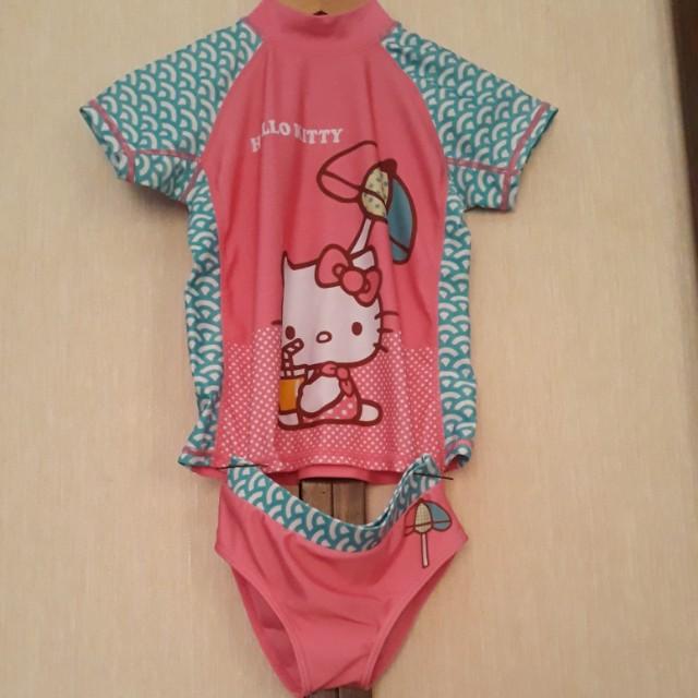 Hello Kitty 2-piece Swimsuit