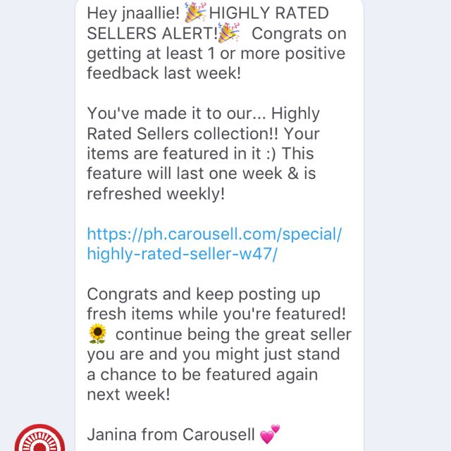 Highly Rated Seller ❣️☝🏻
