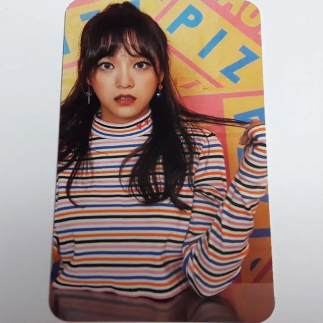 [INCOMING INSTOCKS] I.O.I miss me photocard