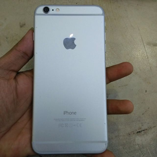 IPHON 6+ 64 GB GREY RESMI