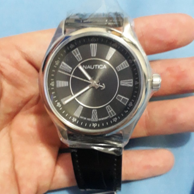 Jam tangan Nautica men watches NAP BST 003 water resistant