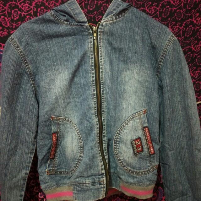 Jeans perrie jacket