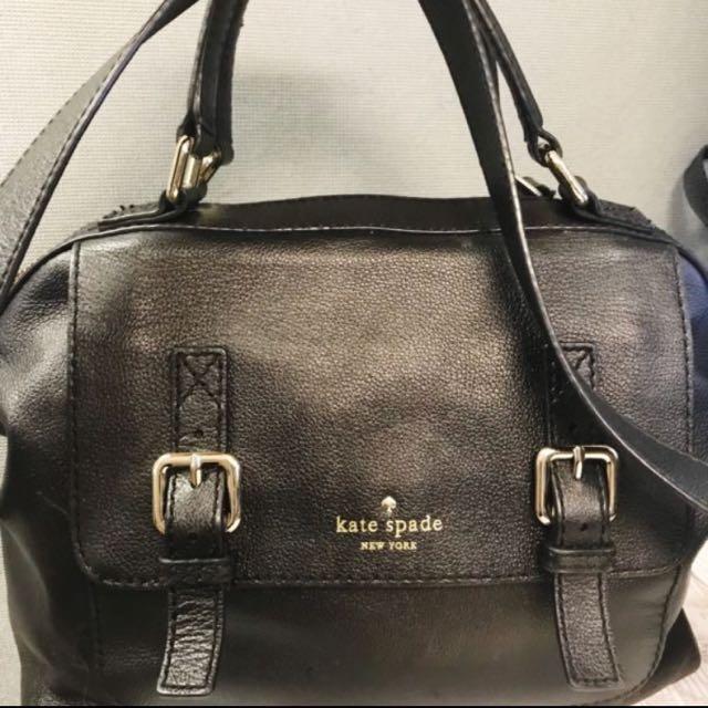 Kate Spade Black bag (Allen Street Raquel )