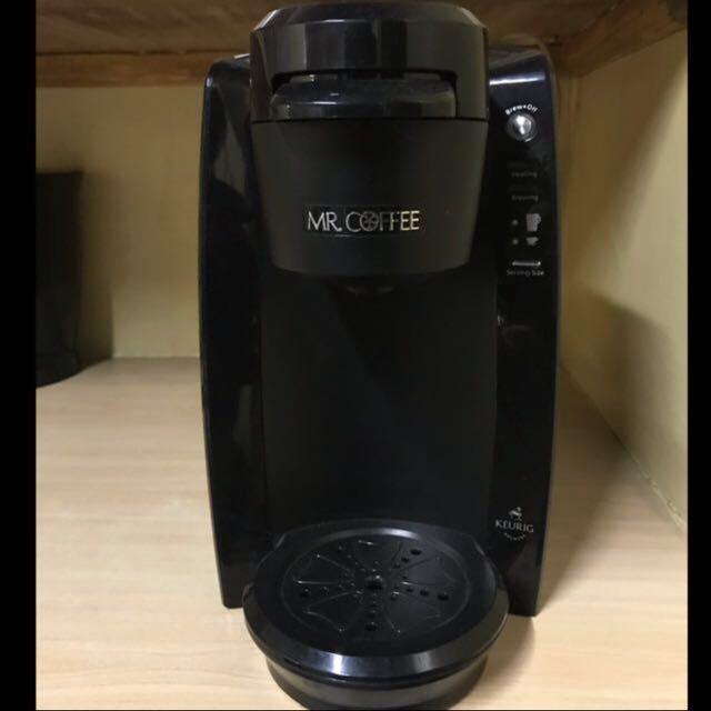 Keurig K-Cup single serve coffee