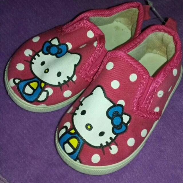 Kitty帆船鞋