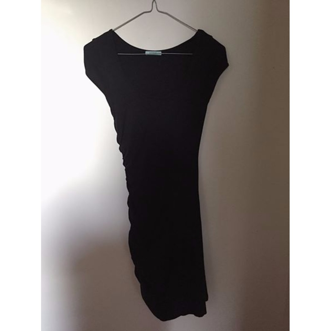 Kookai Short Sleeve dress (SIZE 1)