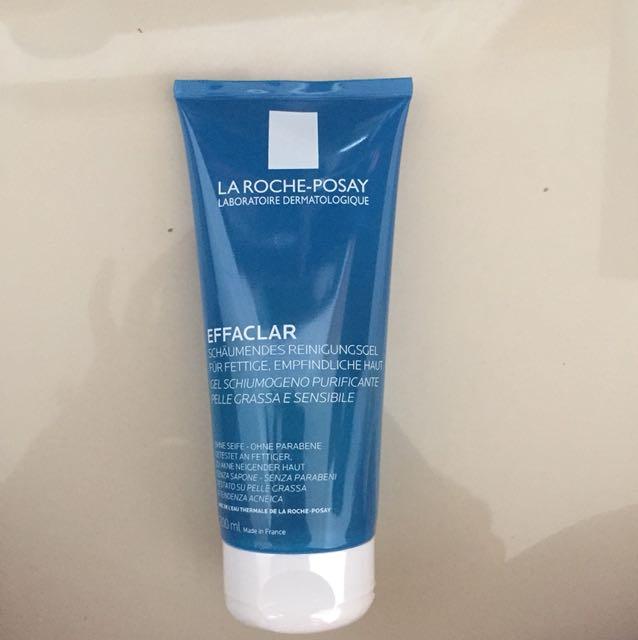 La Roche-Posay Effaclar cleansing gel for oily sensitive skin