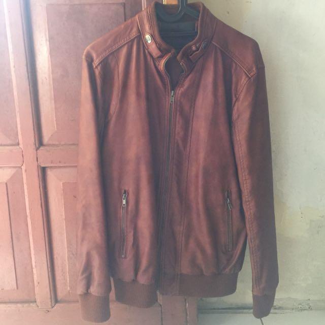 leather jacket The Executive