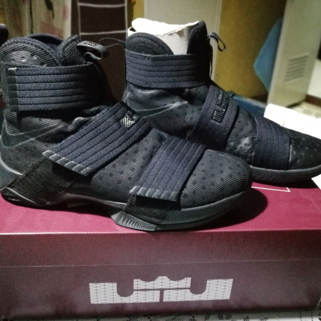 LeBron Solider 10 (Basketball Shoes)