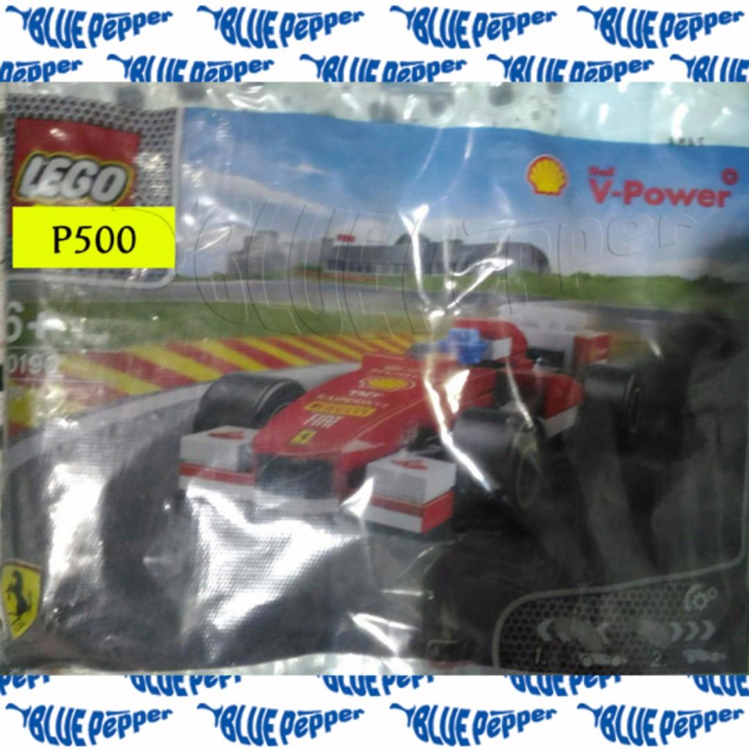 LEGO Shell Ferrari (F138) 🚘