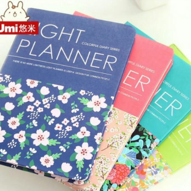 Light planner