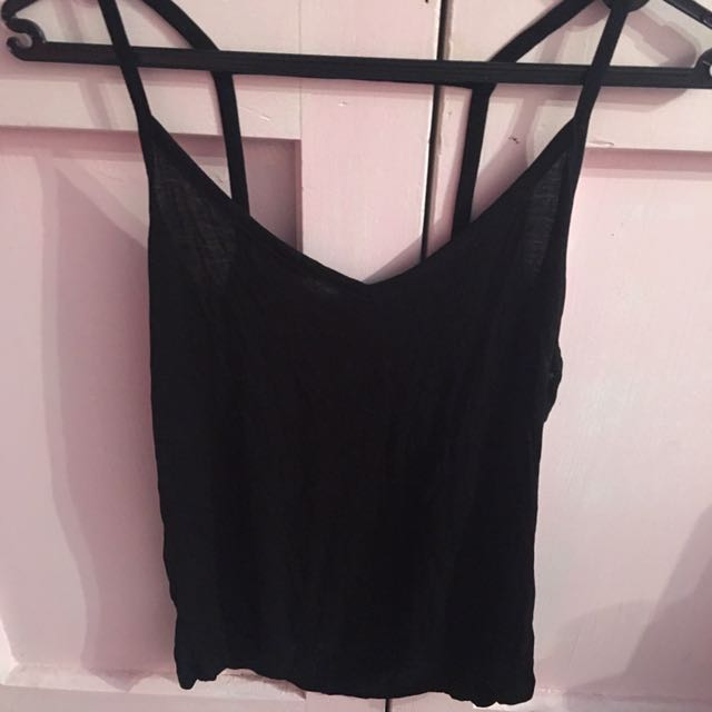 Low back loose top