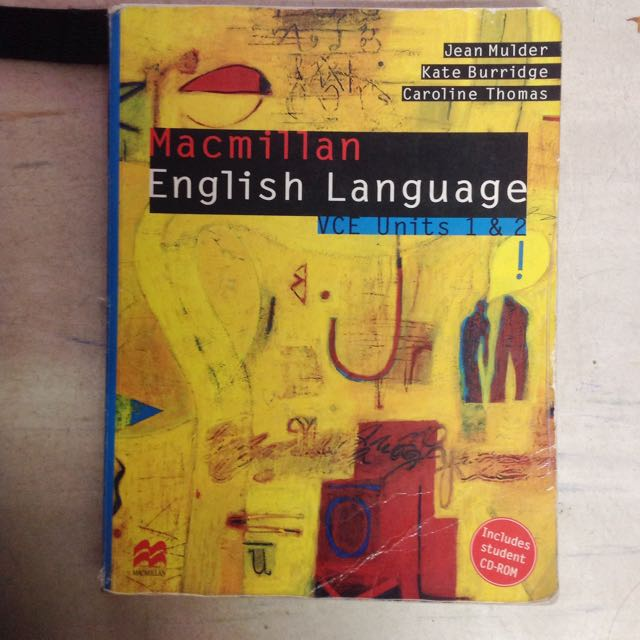 Macmillan English Language 1&2 englang