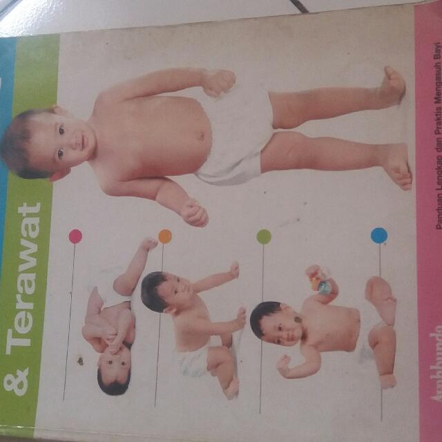 Majalah Ayah Bunda Serba Serbi Perawatan Bayi
