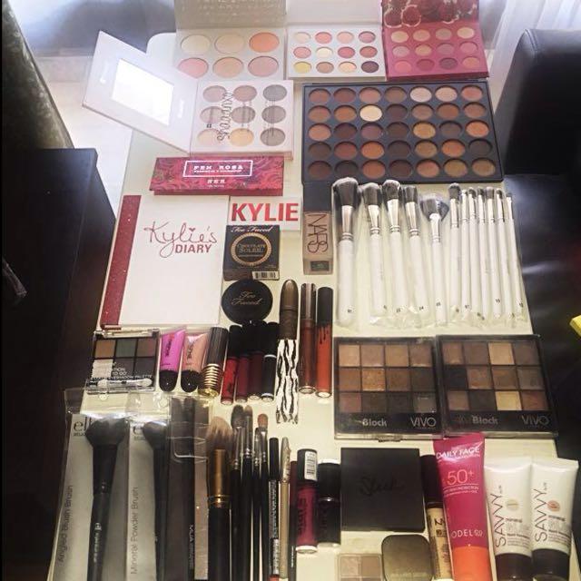 MAKEUP - Colourpop, Morphe, BH Cosmetics