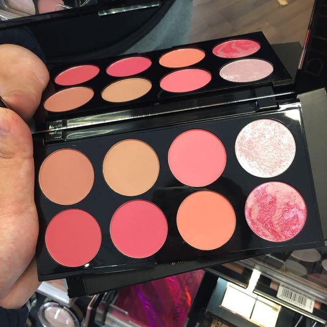 ... review makeup revolution blush palette golden sugar golden sugar 2 sugar e hot e blush queen