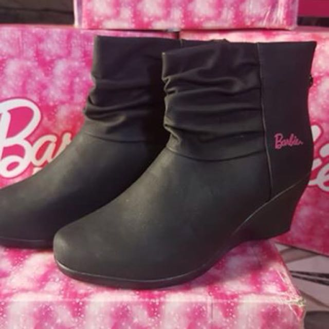 MATTEL BARBIE Charlotte Leather Boots
