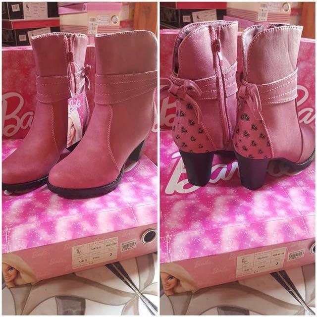 MATTEL BARBIE Connie Leather Boots