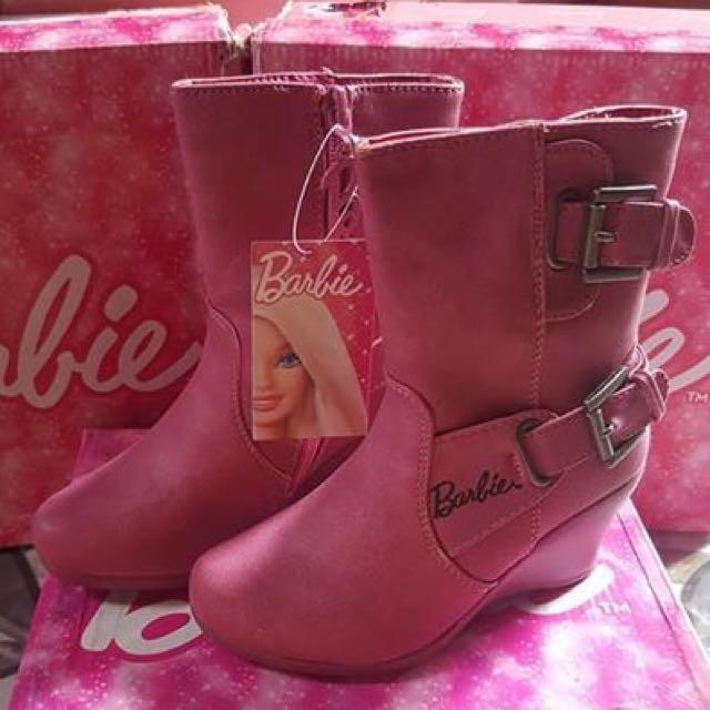 MATTEL BARBIE Maisie Leather Boots