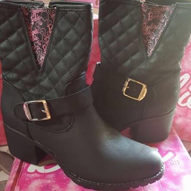 MATTEL BARBIE Sofia Leather Boots
