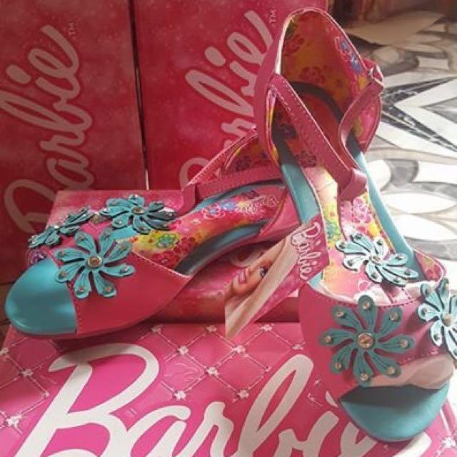 MATTEL BARBIE Sybil Peep-Toe Sandals