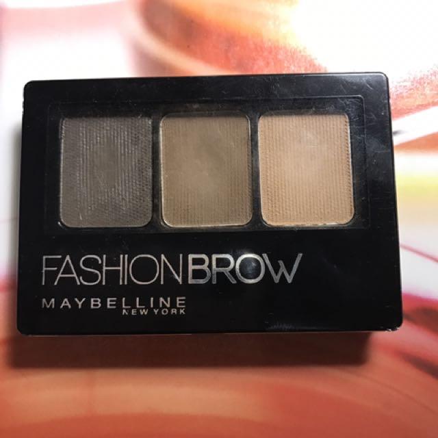 Maybelline Eyebrow Powder
