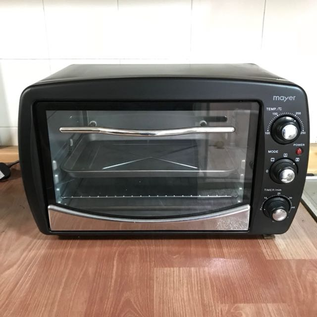 Mayer 32l Electric Stove Top Oven With