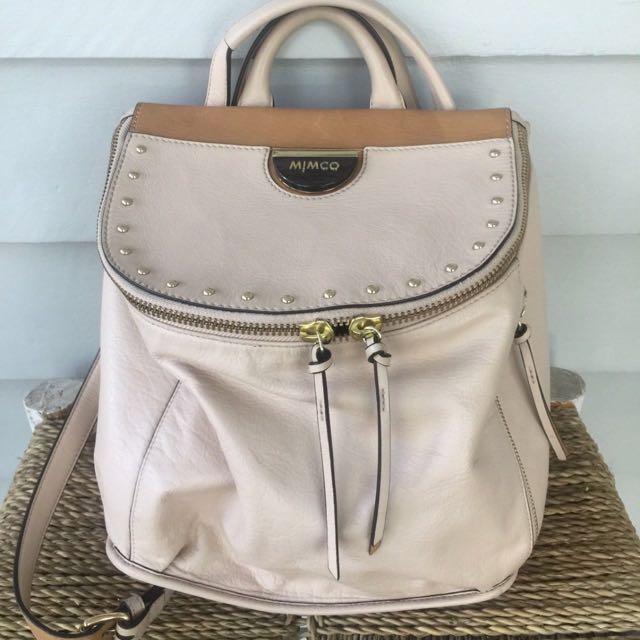 Mimco Backpack/Hip Bag