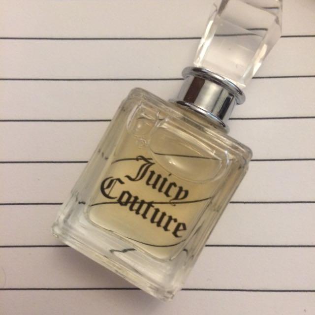 Mini juicy couture perfume 5ml