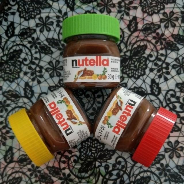 Mini Nutella Ferrero Hazelnut Chocolate Spread, Food