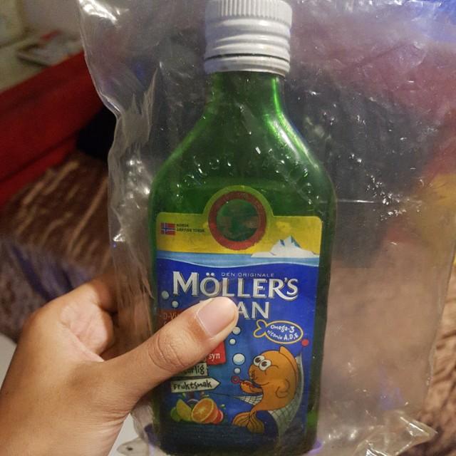 Moller trans tutti fruti sisa 80% exp 12/2018