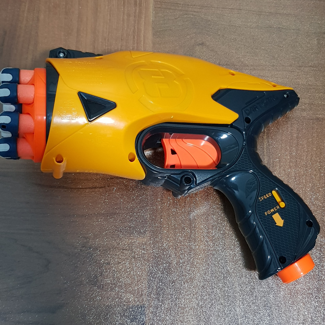 Nerf Snap Fire 8 blaster
