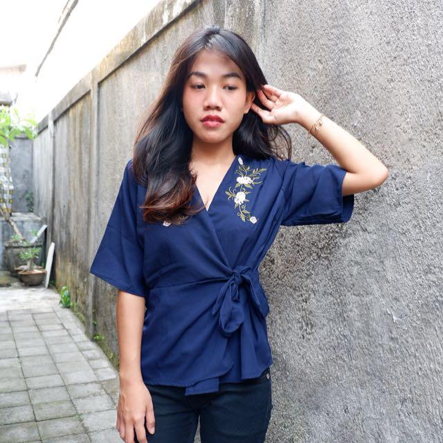 (NEW) Amber Kimono Top