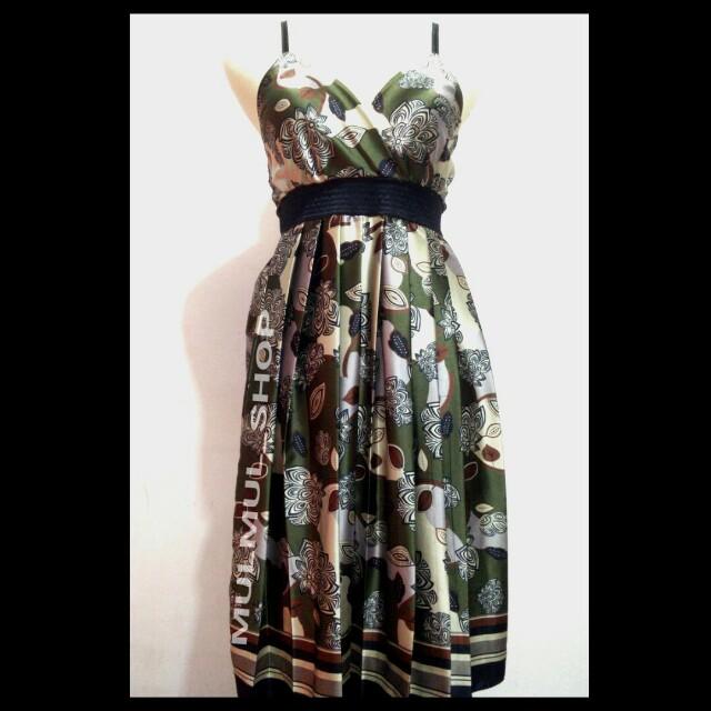 Dress mini wanita