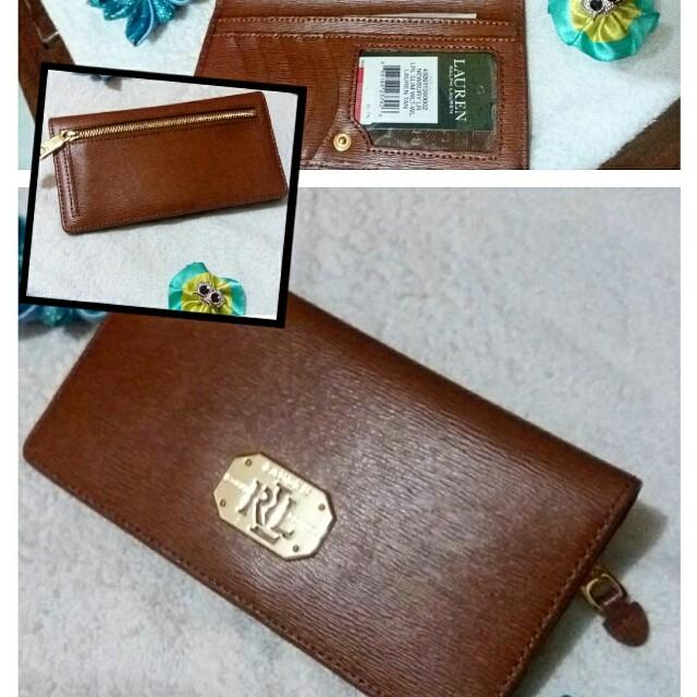 Newbury Slim Wallet by Ralph Lauren