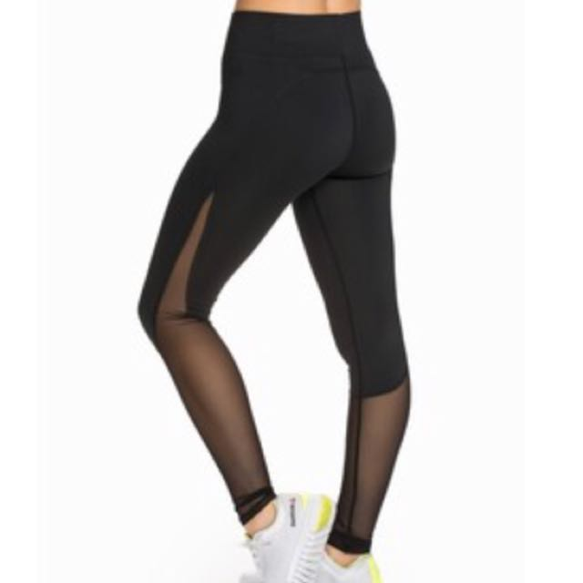 NLY SPORT Mesh Tights - S