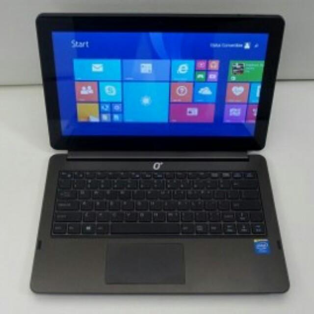 O+ USA Convertible Laptop