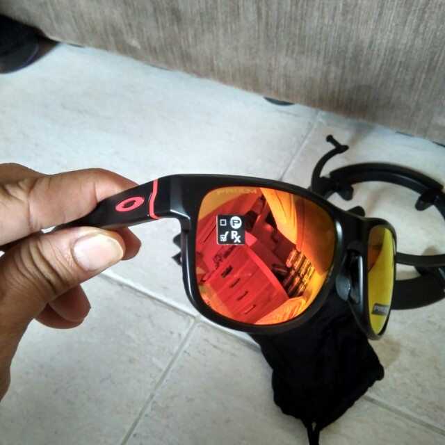 oakley crossrange ruby