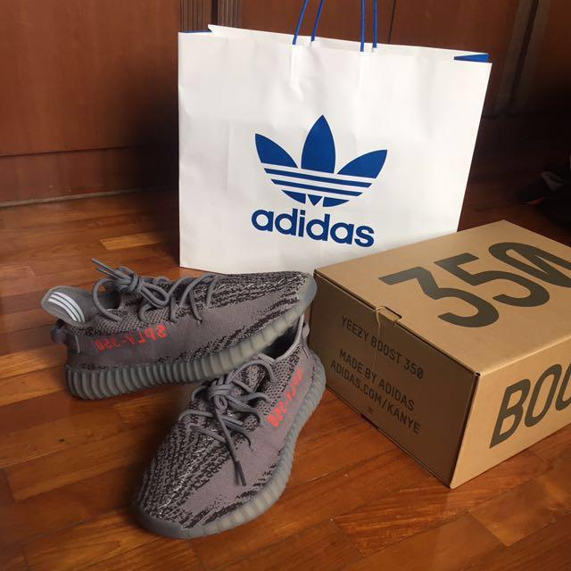 ORIGINAL  Adidas Yeezy Boost 350 V2 Beluga 2.0 a8866dad6