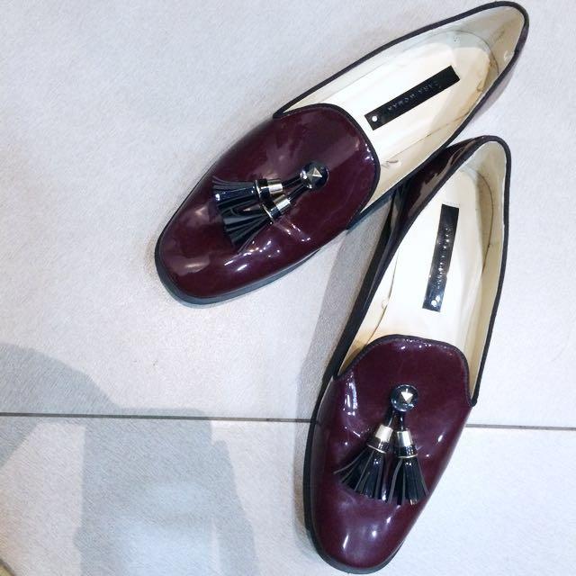 Original Zara Woman Loafers shoes