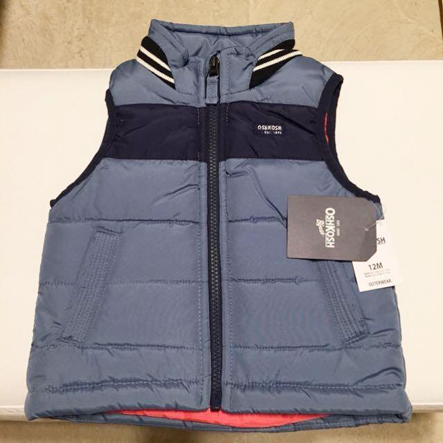 OshKosh Puffer Jacket Vest
