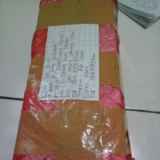 Paket Siap Dikirim Besok