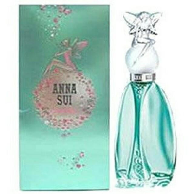 parfum original Anna Sui Secret Wish for Women EDT 75ml